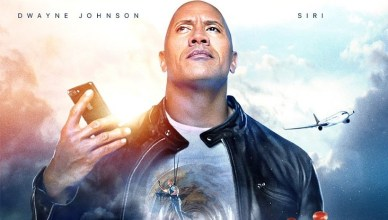 Dwayne Johnson,The Rock x Siri Dominate the Day,آبل,سيري,ذا روك,الصخرة