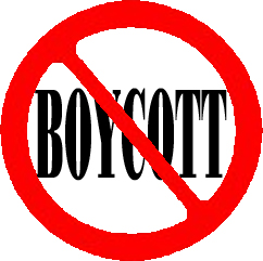 Hasil gambar untuk boycott