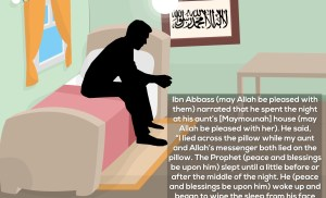 A Forgotten Sunnah- Wiping Sleep from the Face