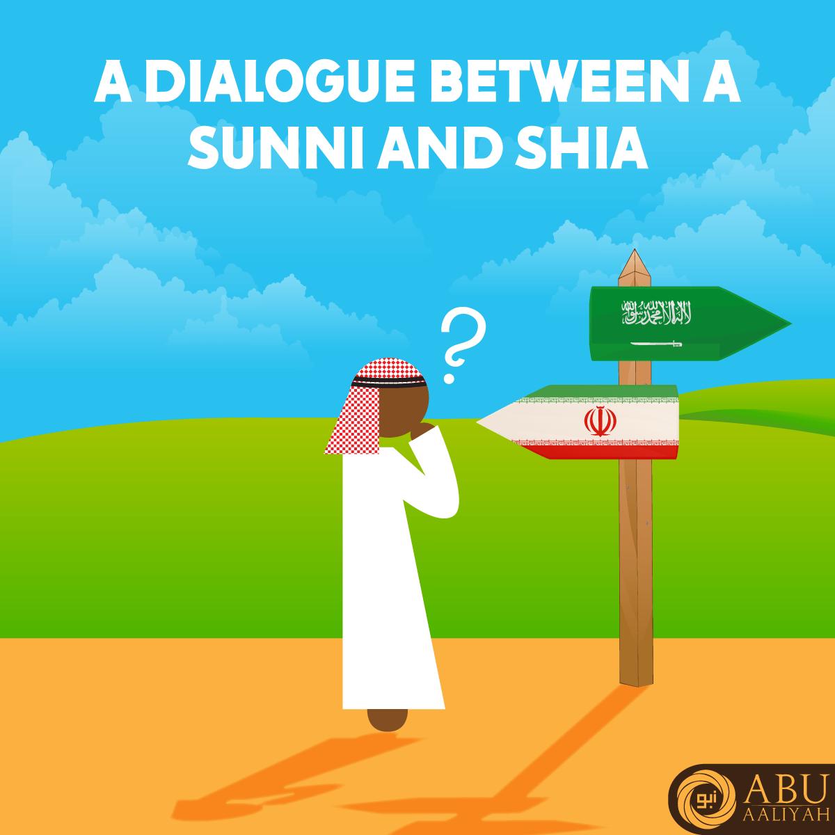 Sunni Shia Map