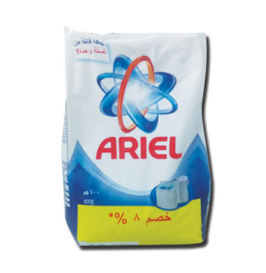 Arial Washing Powder 400gm