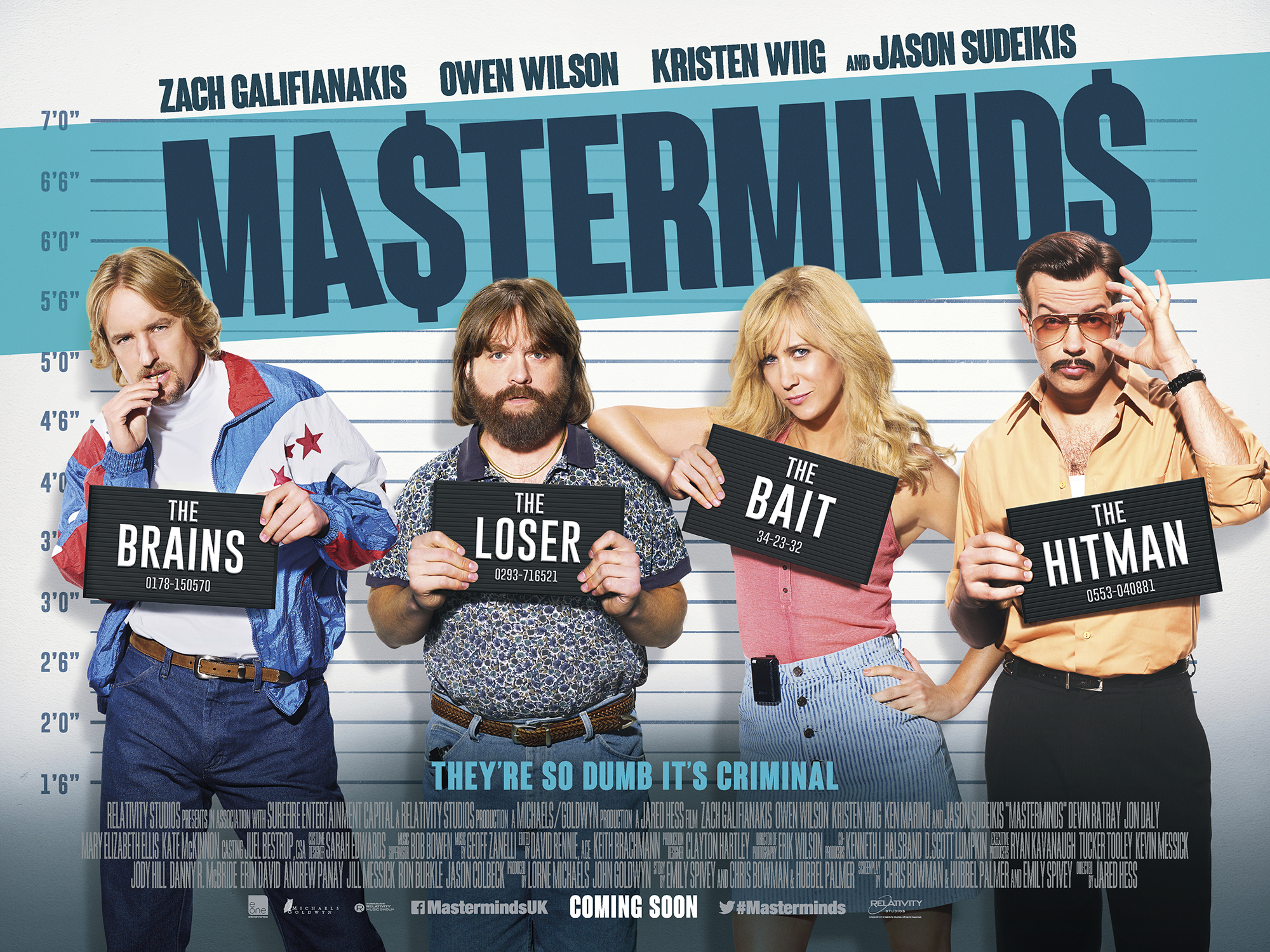 Image result for masterminds movie