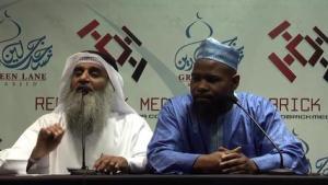 Adnan Abdul-Qadir of Jam'iyyah Turath (student of Abdur-Rahman Abdul-Khaliq) in GLM