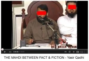 Yasir Qadhi at GLM