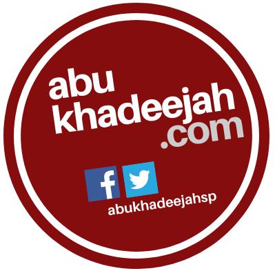 Twitter abu khadeejah