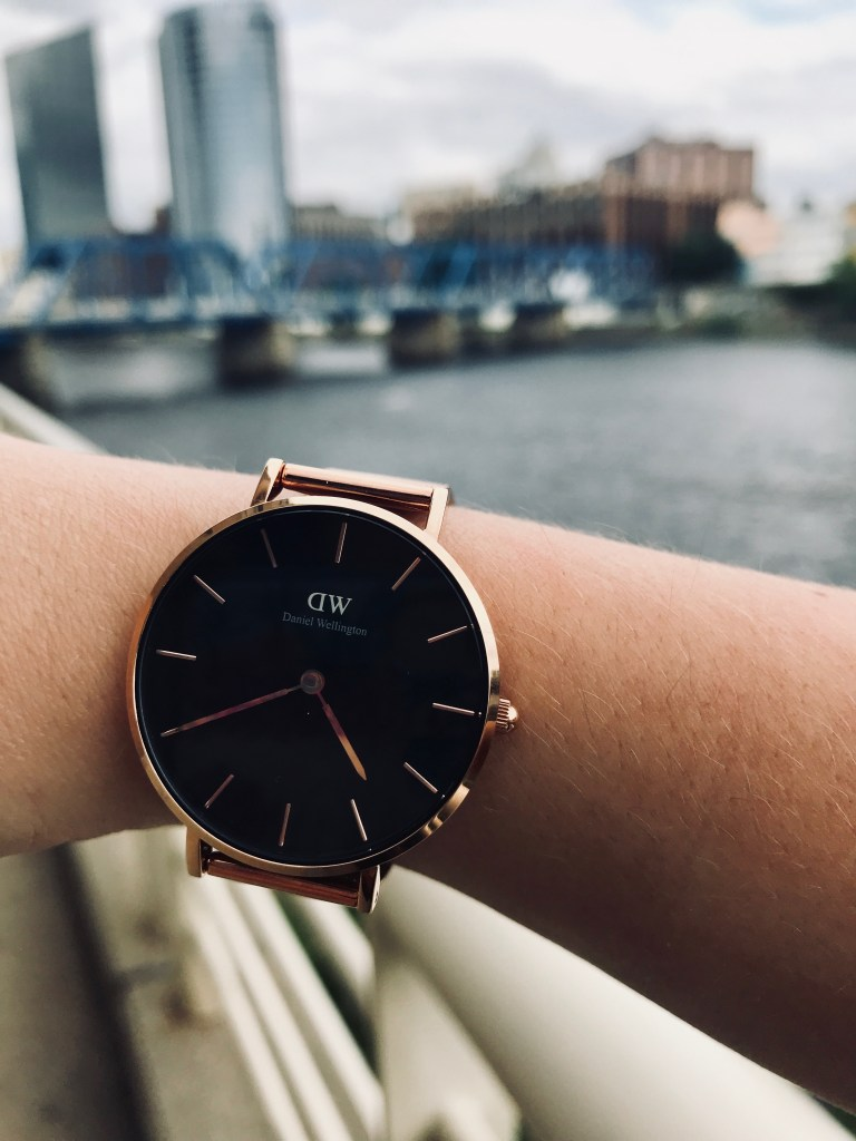 My Favorite Daniel Wellington Watch