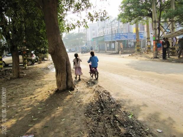 Indian Street Girls