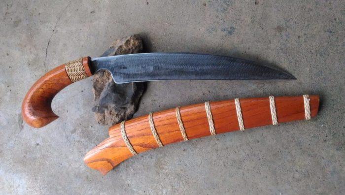 Senjata Tradisional Bengkulu - Rambai Ayam