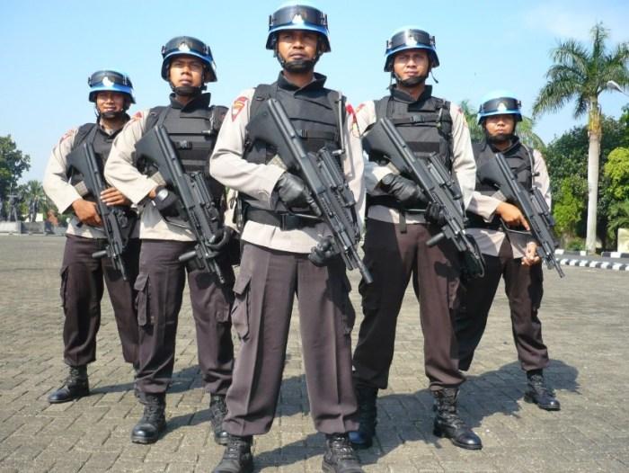 Tugas dan Fungsi Polisi
