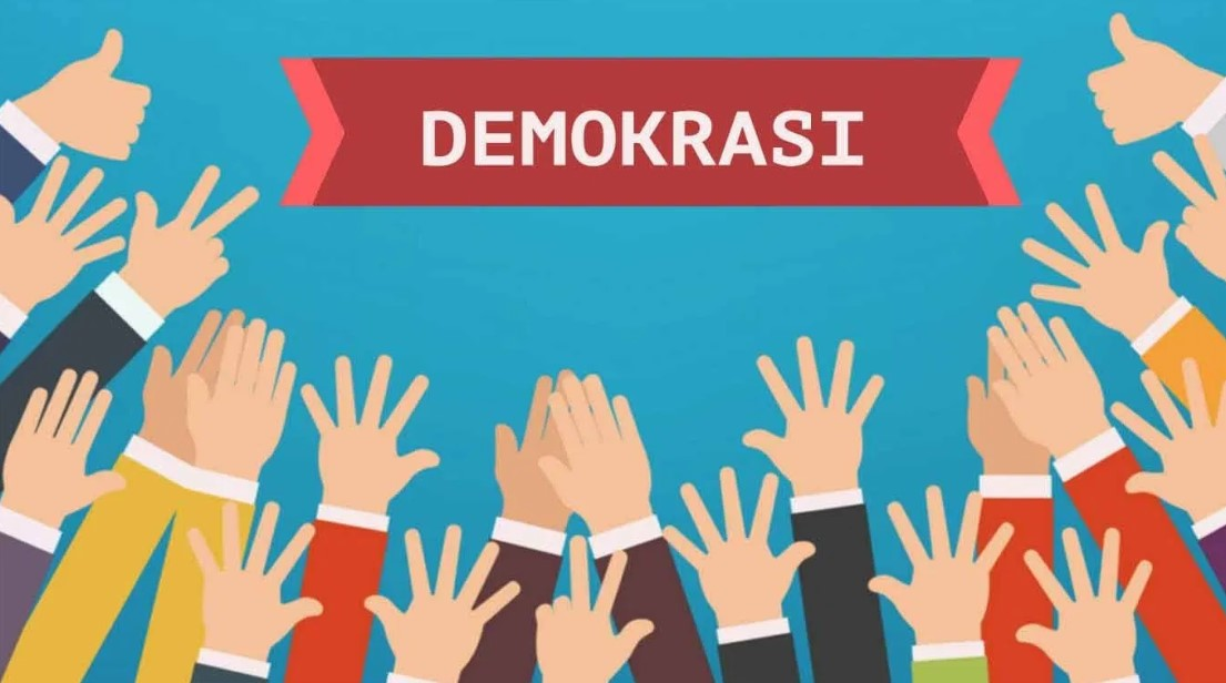 PENGERTIAN DEMOKRASI: Prinsip, Konsep. Sejarah, Ciri-Ciri ...