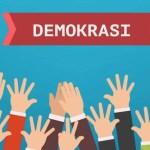 PENGERTIAN DEMOKRASI: Prinsip, Konsep. Sejarah, Ciri-Ciri & Contohnya