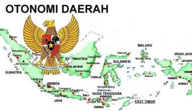 Otonomi Daerah