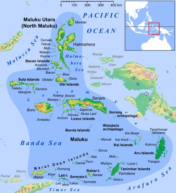 Provinsi di Maluku