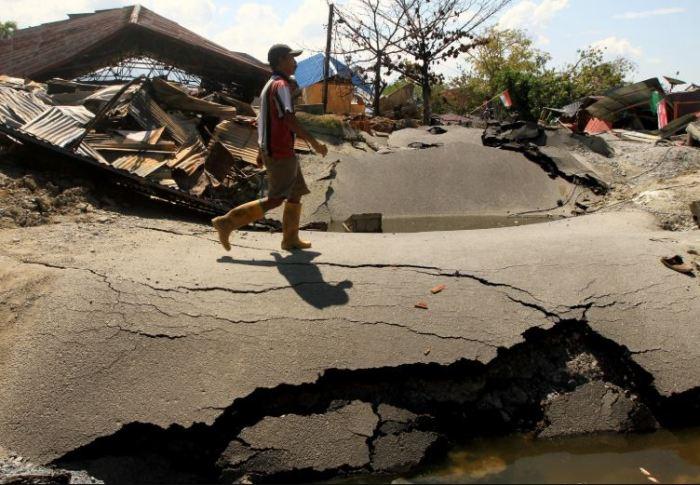 contoh teks eksplanasi gempa bumi