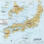 √ PETA JEPANG HD : Sejarah, Iklim, Wisata & Gambar Lengkap Negara Jepang