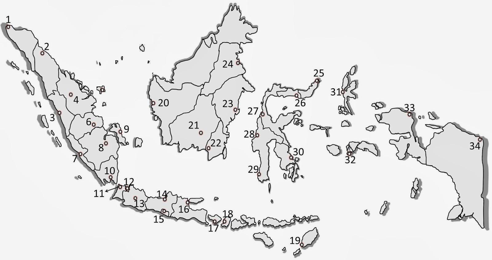 Radvil • 4 years ago. Peta Indonesia Hd Gambar Batas Luas Nama Provinsinya Lengkap The Book