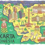 PETA JAKARTA LENGKAP : Barat, Timur, Utara, Selatan & Pusat HD