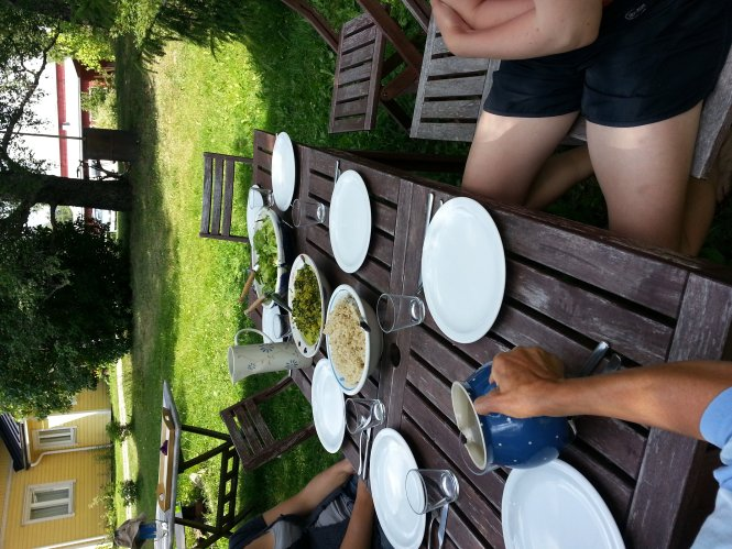 outdoor lunch 2