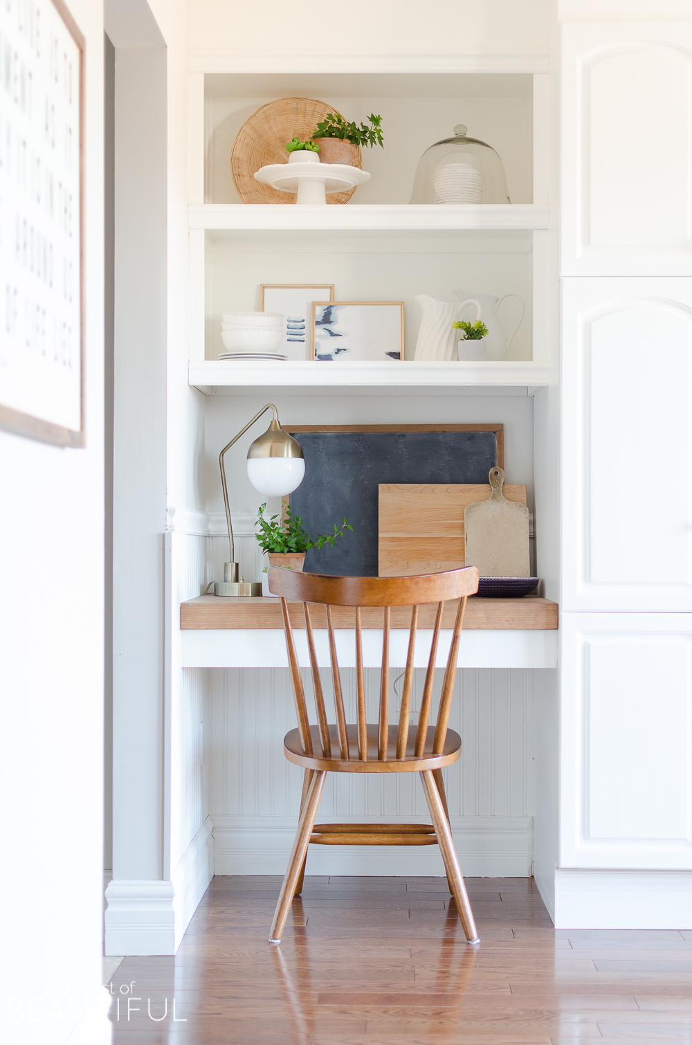 Kitchen Nook | Spring Decorating Ideas for the Kitchen - A ... on Nook's Cranny Design Ideas  id=29366
