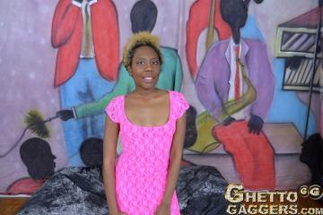 Ghetto Gaggers She Looks Like Beetlejuice