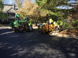 Paving the Parking Lot