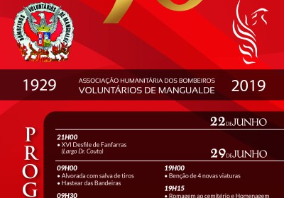 90º Aniversário AHBVM