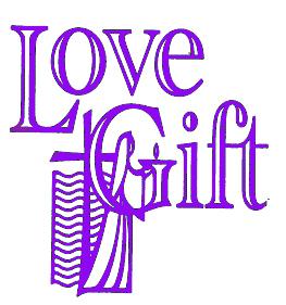 Love Gift logo