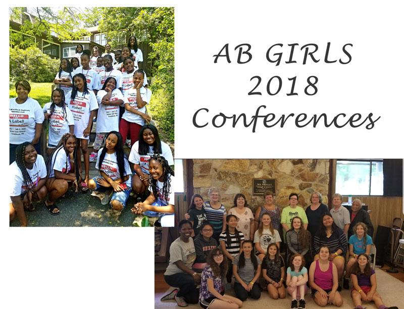 AB GIRLS … Fall 2018