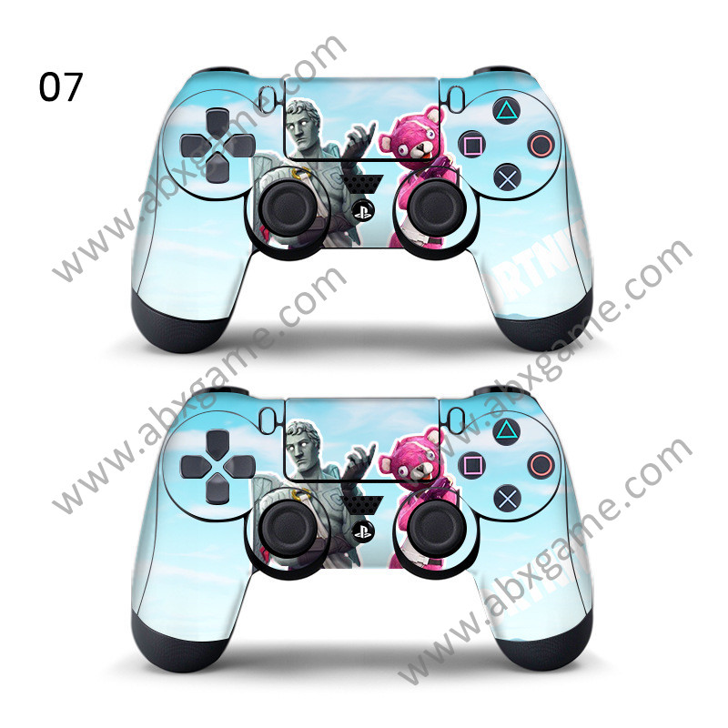 Protective Cover Sticker Skin For PS4 Controller