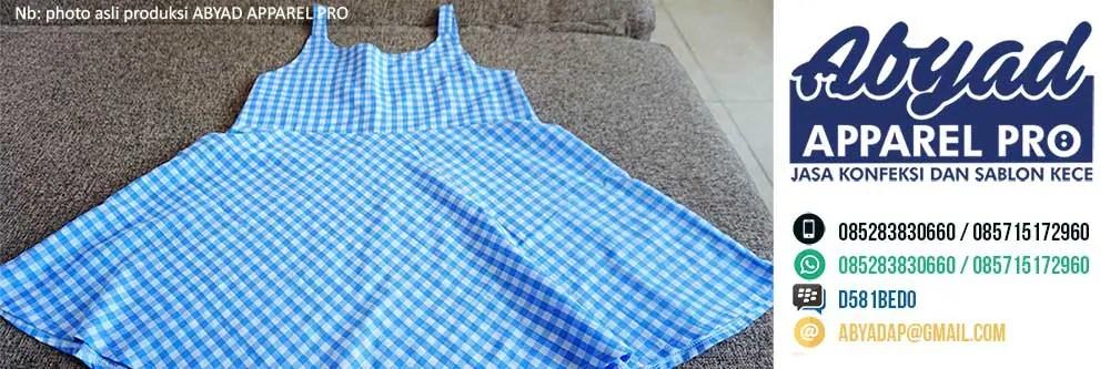 jasa jahit dress