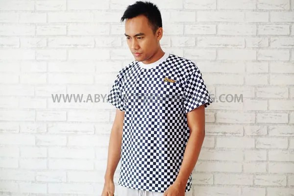 Inilah Panduan Size Kaos Distro Versi Abyad Apparel Pro