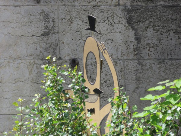 sculpture Mr Würst #2 – insitu lyon