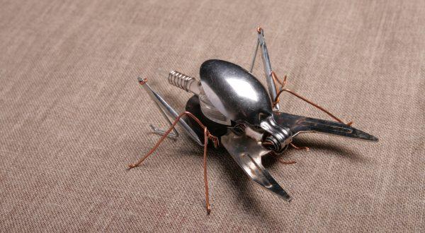 scarabew – sculpture des temps moderne