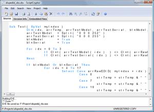 ScriptCryptor Compiler 4