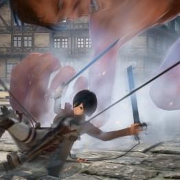 AOT2_Mikasa_Battle