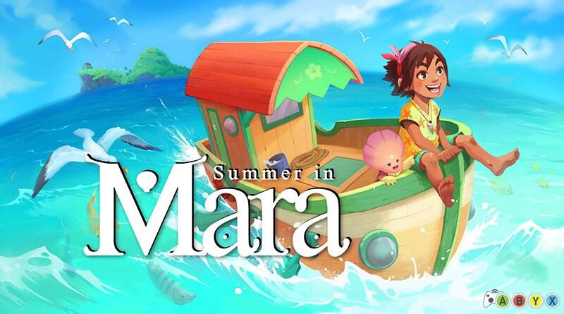 Summer in Mara