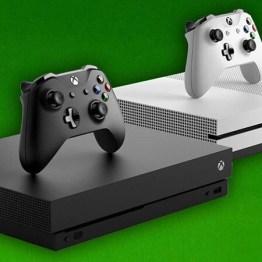 Xbox One X y S