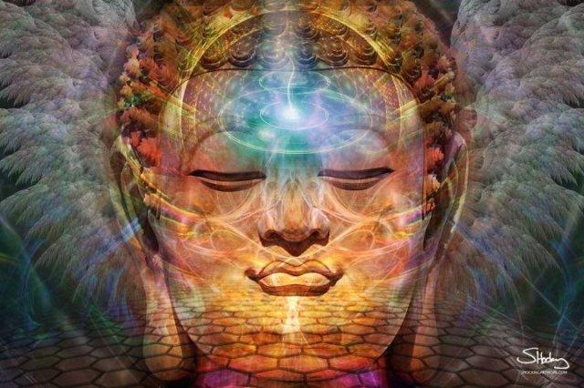Atomic-Buddha