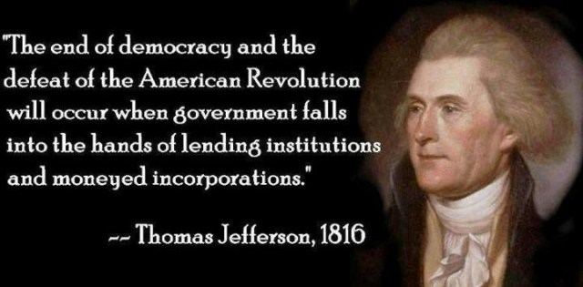 Thomas Jefferson_ end of democracy