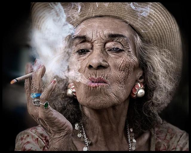 aging hippy