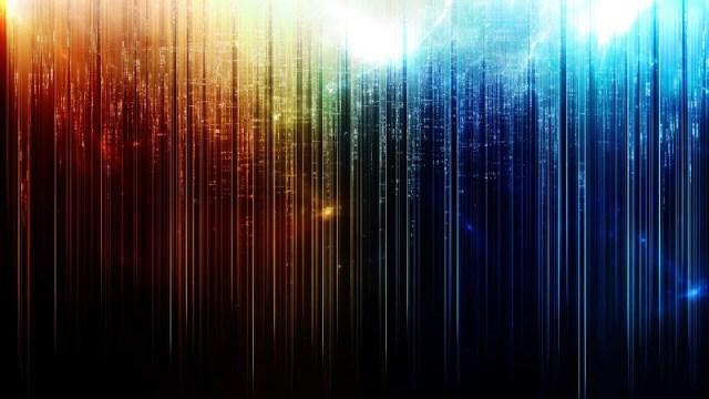 matrix rainbow