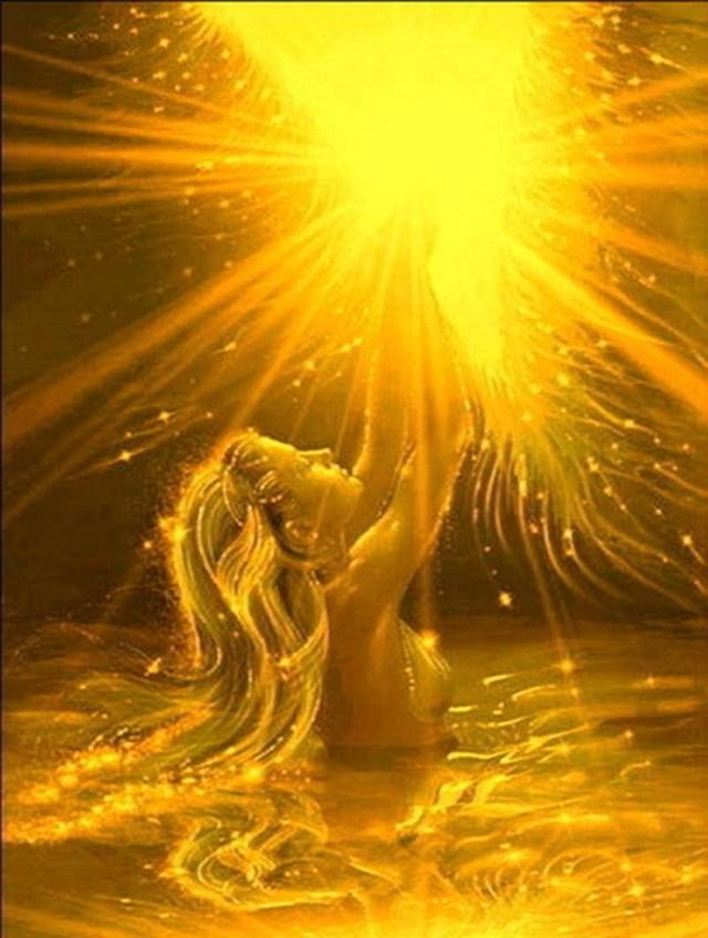 Light reaching