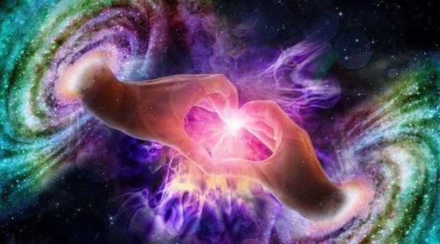 galactic hands heart