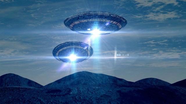 2 UFOS