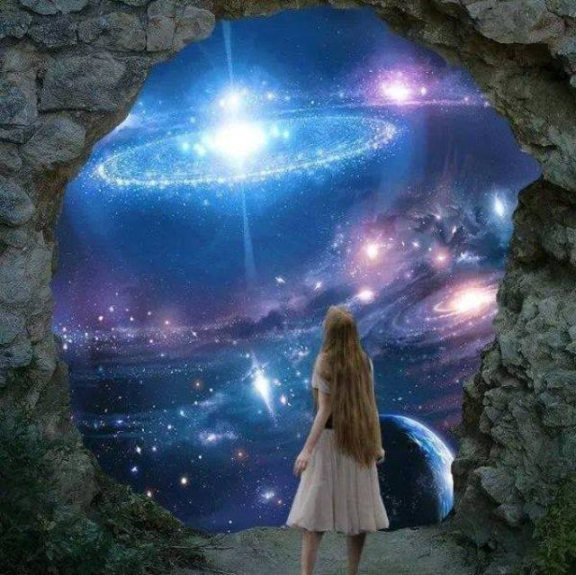 girl-in-cosmos