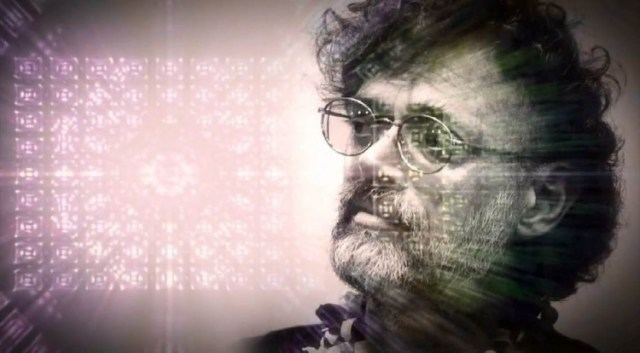 Terence McKenna+geometric grid