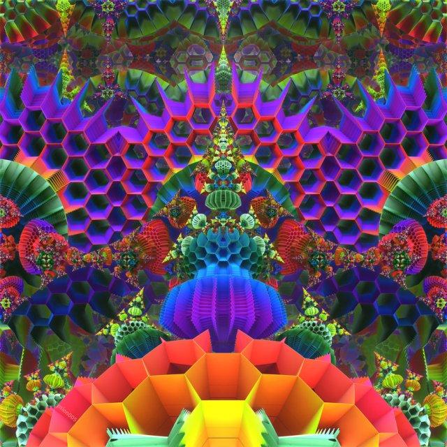 Hive Mind fractal