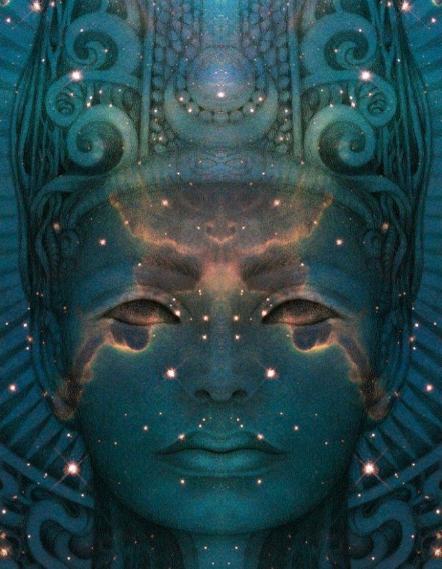 Cosmic Godess