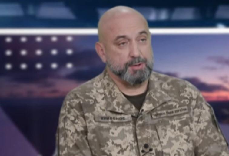 ukrajinský generál