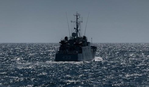 nato černé moře